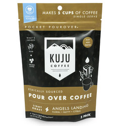 Kuju Coffee Travel 5-Pack