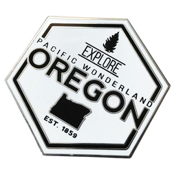 Little Bay Root Explore Pacific Wonderland Enamel Lapel Pin