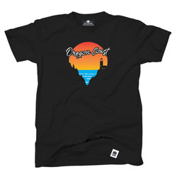 Little Bay Root Coast Sunset T-Shirt