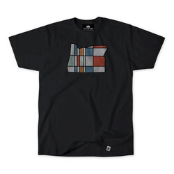 Little Bay Root Oregon Mondrian T Shirt
