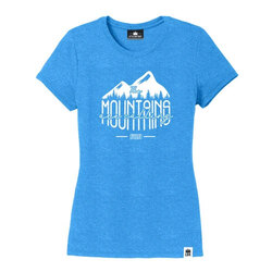 Little Bay Root Oregon The Mountains Are Calling Tee - Women's