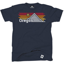 Little Bay Root Oregon Horizons Shirt - Men's