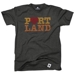 Little Bay Root Heart Portland Shirt - Youth