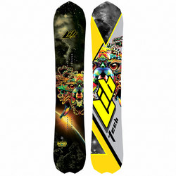 Lib Tech FundaMENTAL TRS Firepower XC2 Snowboard