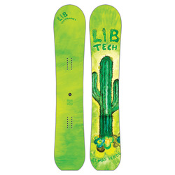Lib Tech Worlds Greenest Snowboard 2018