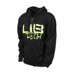 Lib Tech Ink Brush Zip Hoodie