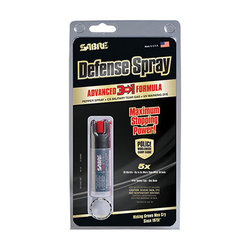 Liberty Mountain Key Ring Defense Spray