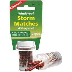 Coghlans Wind/Waterproof Storm Matches