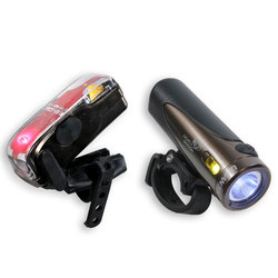 Light Motion Commuter Combo Bike Light Kit