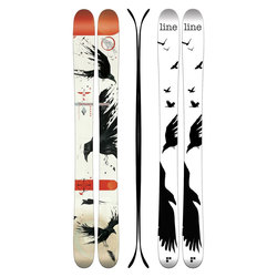Line Sir Francis Bacon Shorty Ski - Kids' 2015