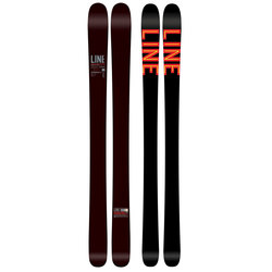 Line Supernatural 115 Skis 2015