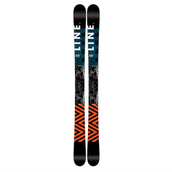 Line Tom Wallisch Shorty Skis 2017
