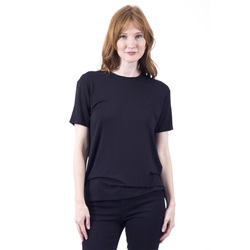 Lira Clothing Solid Crewneck Shirt - Women's