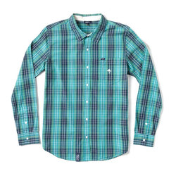 LRG RC Long Sleeve Plaid Woven