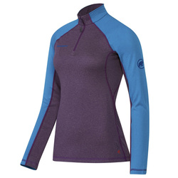 Mammut Kira Pro Half Zip Long Sleeve - Women's