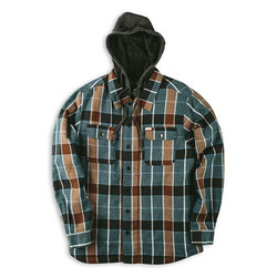 Matix Fade Flannel - Men's