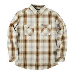 Matix Scheme Flannel Shirt - Men's