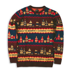 Matix Top Shelf Sweater - Men's
