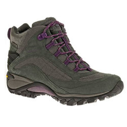 Merrell Siren Waterproof Mid Leather Boots - Women's
