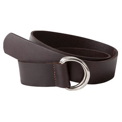Mountain Khakis 'Leather D-Ring Belt'