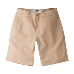 Mountain Khaki Poplin Short Relaxed Fit