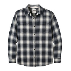 Mountain Khaki Saloon Flannel Shirt - Men's