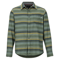 Marmot Fairfax Midweight Flannel Long-Sleeve Shirt