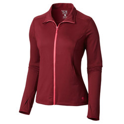 Mountain Hardwear Butter Full Zip Jacket - Women's