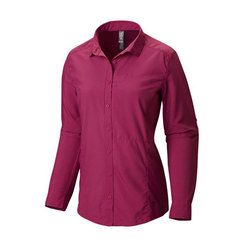 Mountain Hardwear Canyon Long Sleeve Shirt - Womens