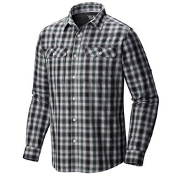 Mountain Hardwear Canyon Plaid Long Sleeve Shirt