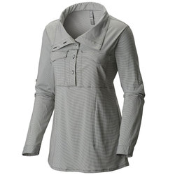 Mountain Hardwear Citypass Long Sleeve Popover - Women's