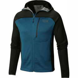 Mountain Hardwear Desna Grid Hooded Jacket - Mens