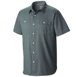 Mountain Hardwear Drummond Utility Short Sleeve Shirt - Men's