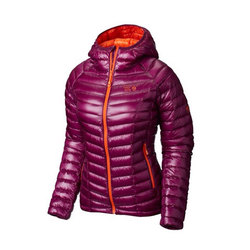 Mountain Hardwear Ghost Whisperer Hooded Down Jacket - Womens
