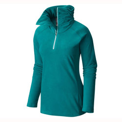Mountain Hardwear Microchill Lite 1/2 Zip - Womens