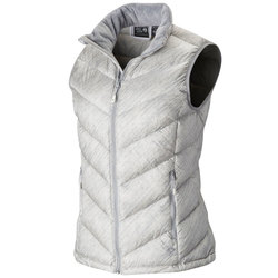 Mountain Hardwear Ratio Print Down Vest Womens
