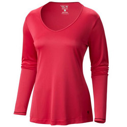 Mountain Hardwear Wicked Long Sleeve Tee - Women's