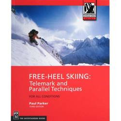 Mountaineers Books Free-Heel Skiing