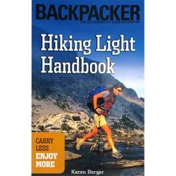 Mountaineers Books Hiking Light Handbook