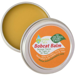 Mountain Mels Essential Goods Bobcat Balm