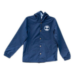 Murdey Surfboard Circle Logo Hooded Jacket