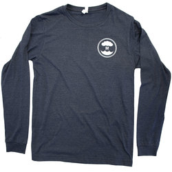 Murdey Surfboards Circle Logo LS