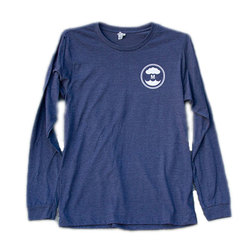 Murdey Surfboards M Circle Logo L/S