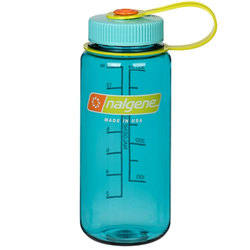Nalgene 16oz Wide Mouth Water Bottle