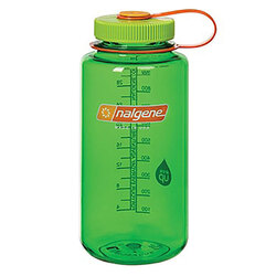 Nalgene 1 Quart HDPE Wide Mouth Bottle