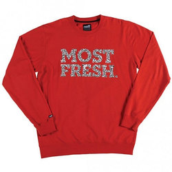 Neff Most Fresh Crew Neck Sweatshirt