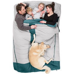 Nemo Jazz Duo Synthetic Sleeping Bag