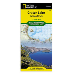 National Geographic Maps Crater