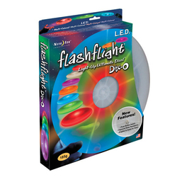 Niteize Flashflight Flying Disc