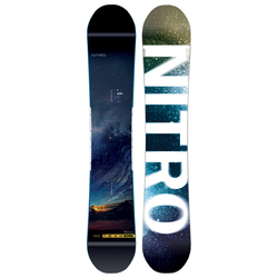 Nitro Mens Team Exposure Snowboard 2019